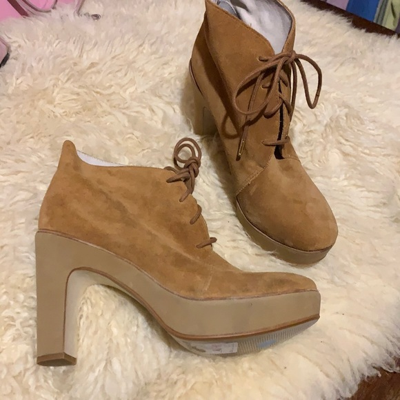 New Michael Kors suede shoes